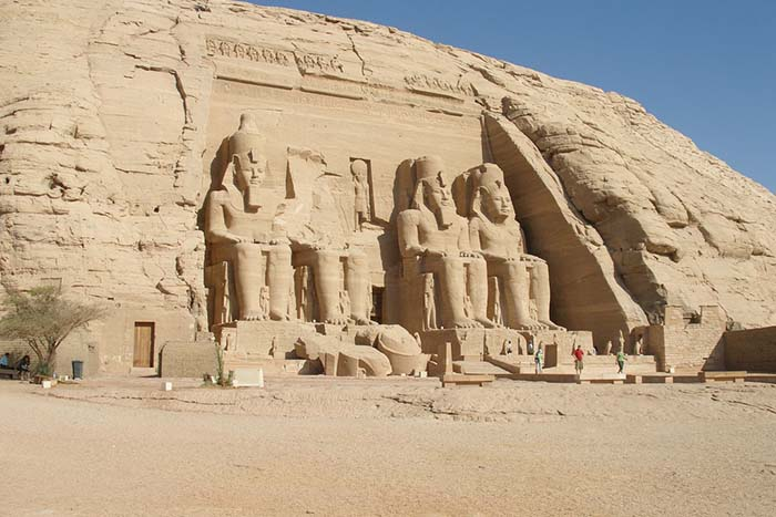 Abu Simbel Great Temple