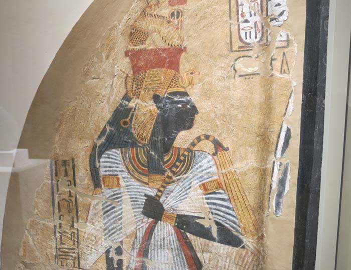 Depiction of Queen Ahmose-Nefertari