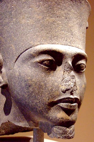 The Head of Amun
