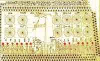 Astronomical Ceiling - Tomb of Senenmut