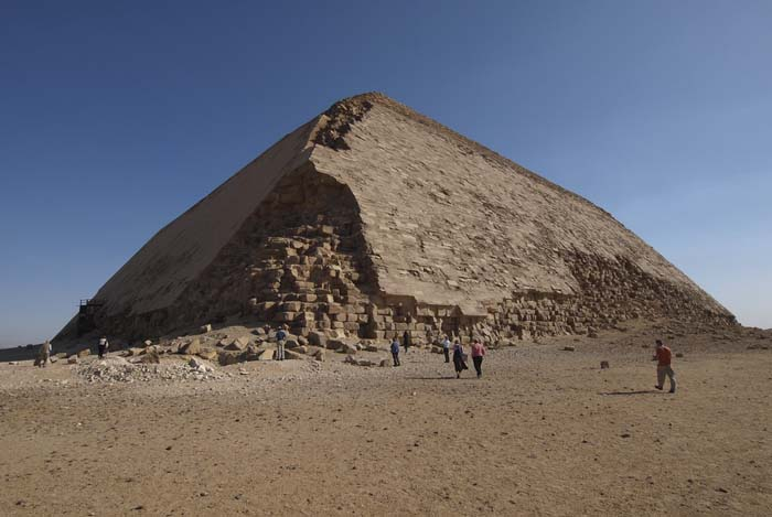 The Ancient Egyptian Pyramids