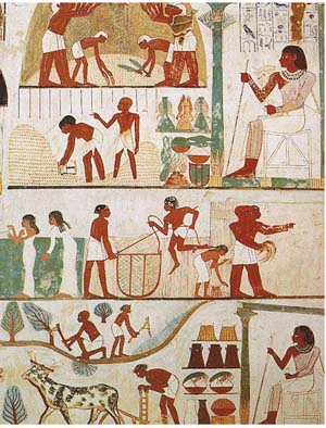 Clothes in Ancient Egypt