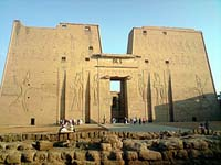 © r h - Temple of Edfu