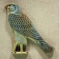 © Peter Roan - Falcon Inlay