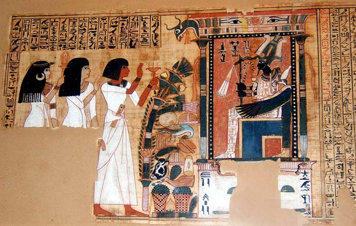 Was Ancient egyptian dancers can believe