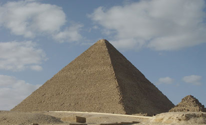 King Khufu and the Great Pyramid