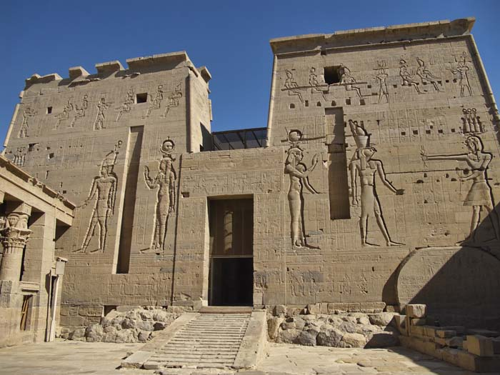 Ancient egyptian architecture essay