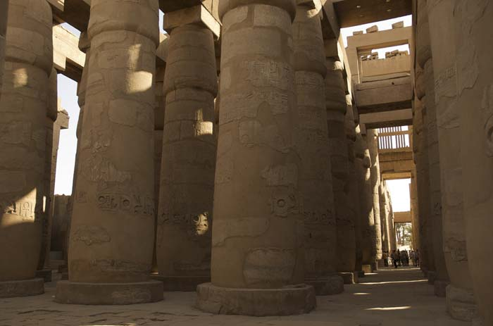The Great Hypostyle Hall, Temple of Amun, Karnak