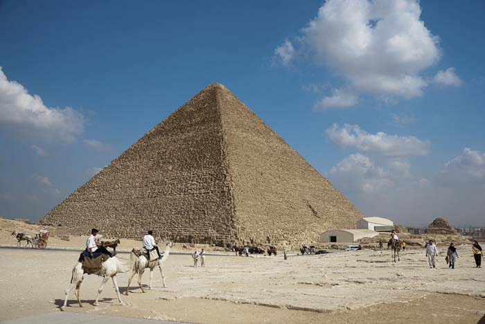 King Khufu And The Great Pyramid | Cheops