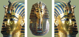Howard Carter and the mummy of Tut Ankh Amon