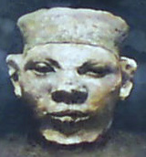 King Menes of Egypt