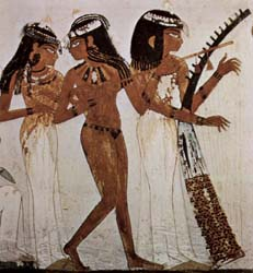 Musicians in Ancient Egypt