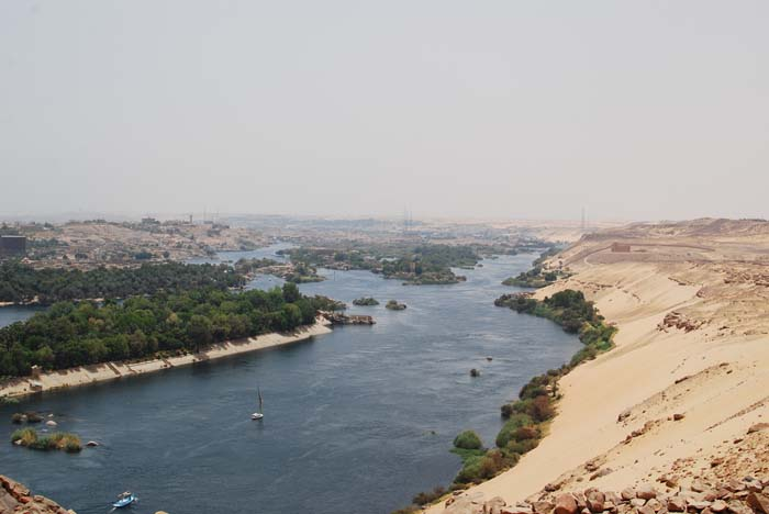 autobiography of river nile