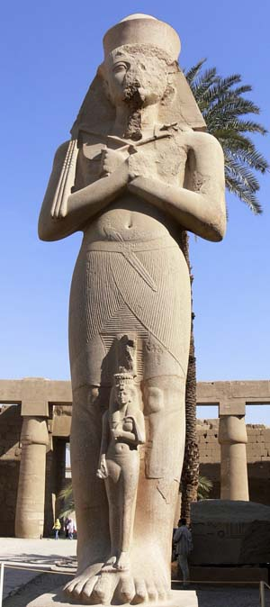 ramses ii birth