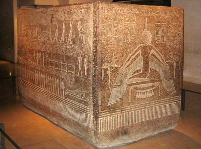 The Tomb of Ramses III