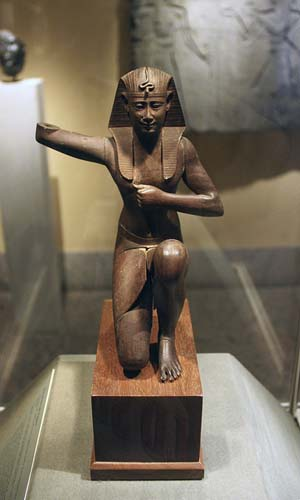 Egyptian Ritual Figure