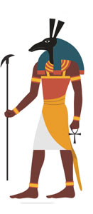 Seth ancient Egyptian God