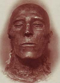 Mummy of Seti I