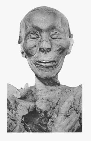 The Mummy of Thutmose II