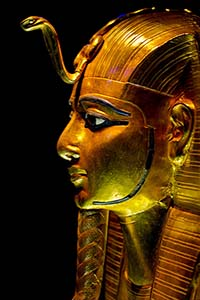 © Dmitry Denisenkov - Death Mask from King Tut's tomb