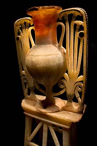 © Dmitry Denisenkov - Unguent Vessel from King Tut's tomb