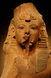 what was the role of the pharaoh in ancient egypt
