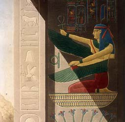 Depiction of Ma'at